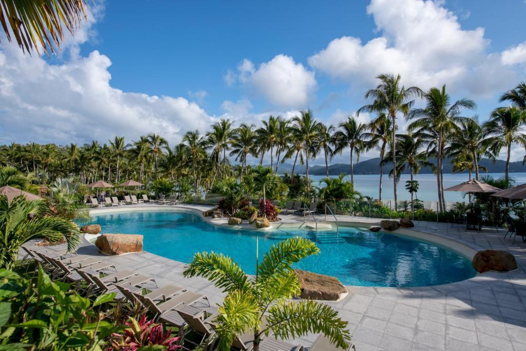 Whitsunday Holiday hotel, Hamilton Island, Australia ...