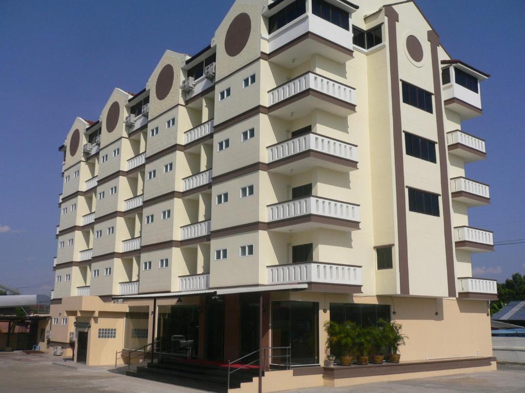 Apartments In Ban Don Ton Lampang Province