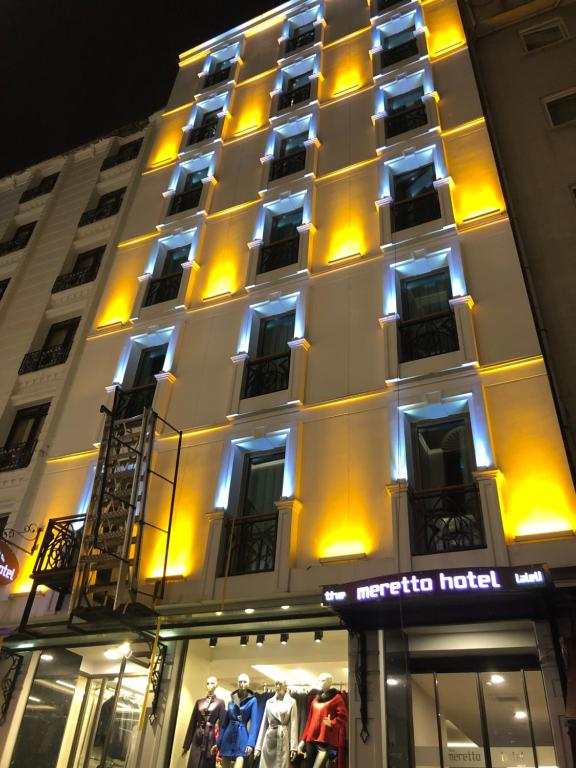 Meretto hotel lalel istanbul pre uri actualizate 2019 for Hotels in istanbul laleli area