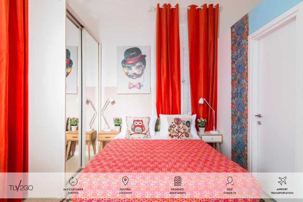 Ferienwohnung Tlv Bauhaus By Tlv2go Israel Tel Aviv Bookingcom