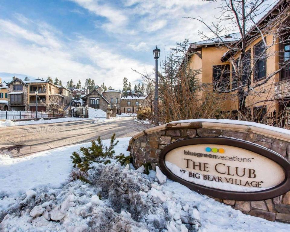 Big Bear Village, Big Bear Lake, CA