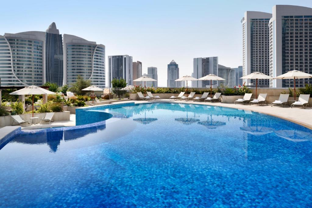 Movenpick Hotel Apartments Downtown Dubai Uae Booking Com