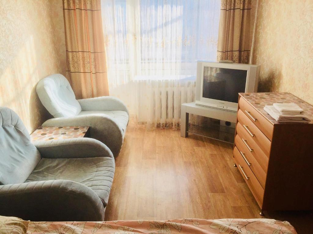 Гостиная зона в улица Гагарина 9 (в центре)