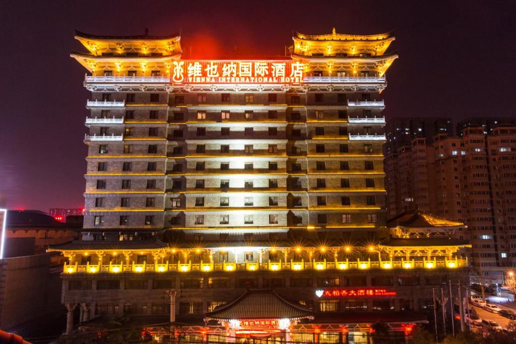 vienna international hotel xi an dayan tower china booking com rh booking com