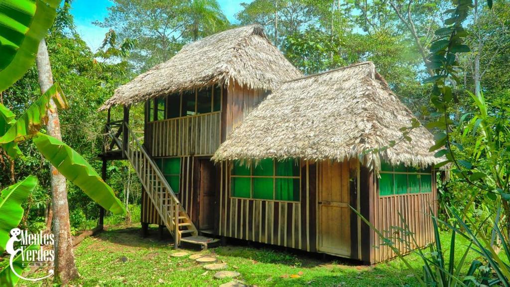 Spa and/or other wellness facilities at Naineku lodge