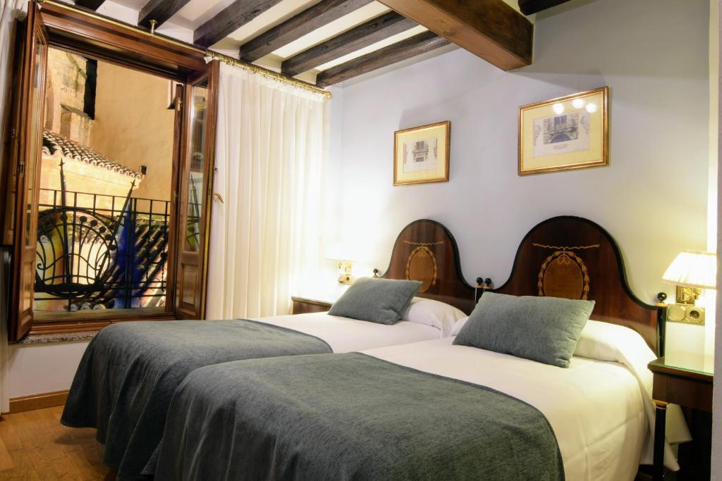 Hostal Plaza Mayor, Salamanca – Precios actualizados 2019