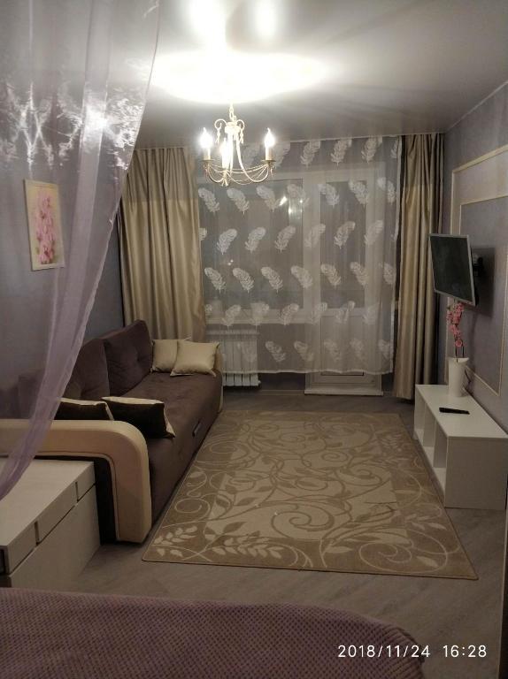Гостиная зона в Квартира на Патоличева 29