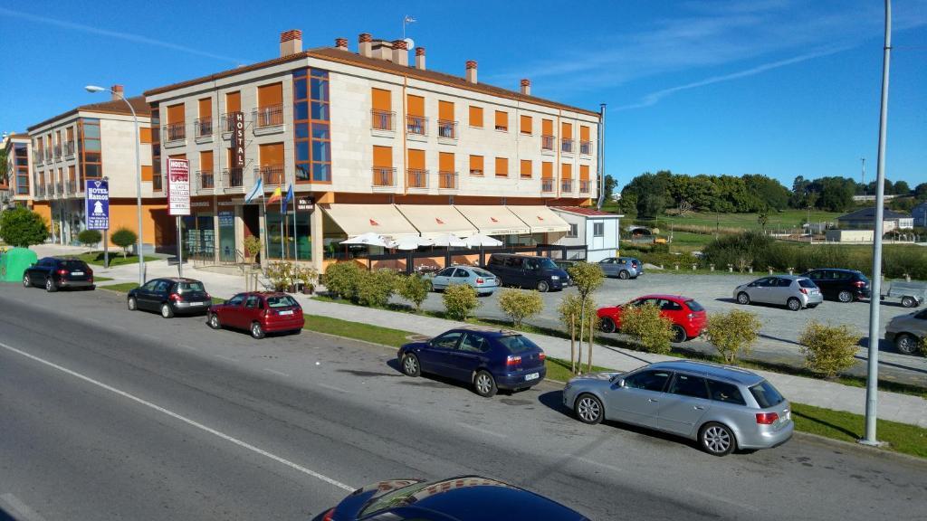 Apartments In Ferreirós Galicia