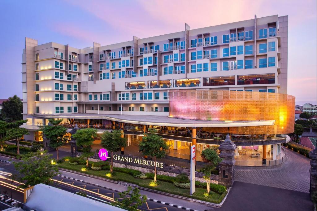 Hotel Grand Mercure Yogyakarta Indonesia Booking Com