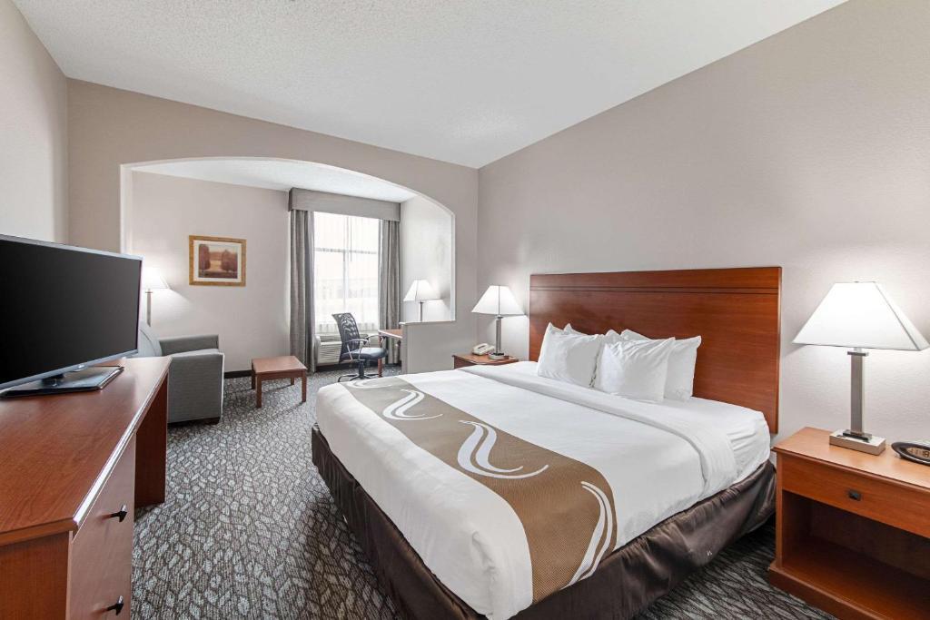 Quality Suites South Austin