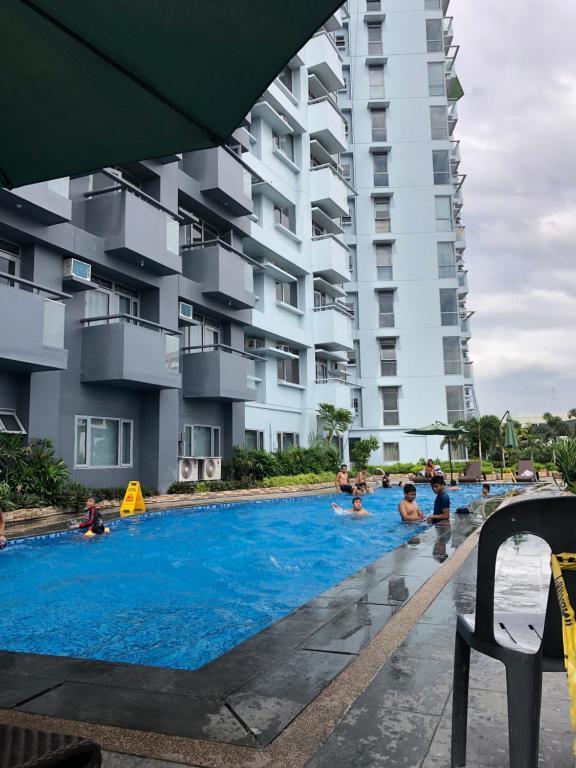 Apartment Manhattan Heights Cubao Quezon City Manila Philippines