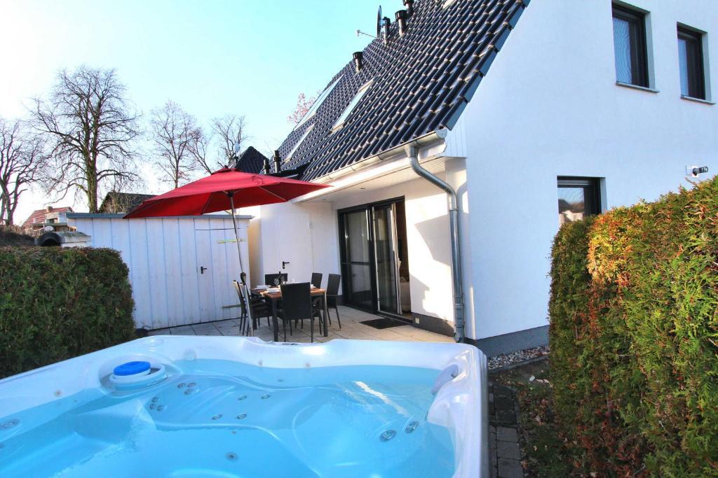 ferienhaus luxus ferien haus hygge deutschland g hren. Black Bedroom Furniture Sets. Home Design Ideas