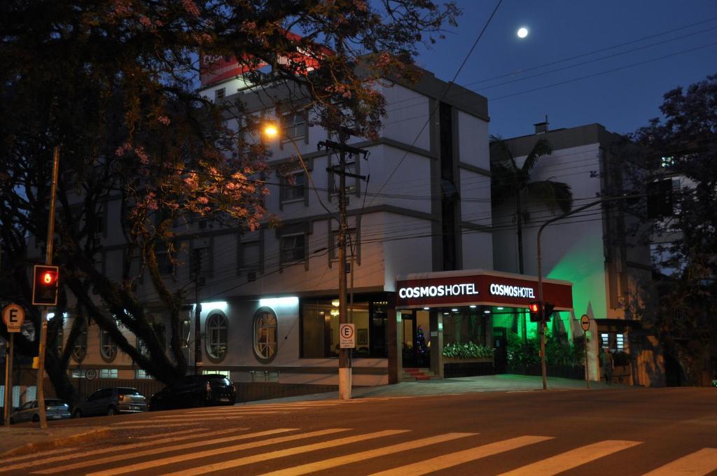 Cosmos Hotel, Caxias do Sul, Brazil - Booking.com