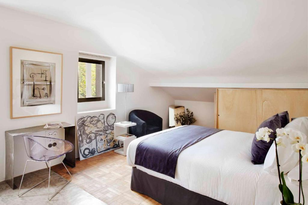 boutique hotels collado mediano  23