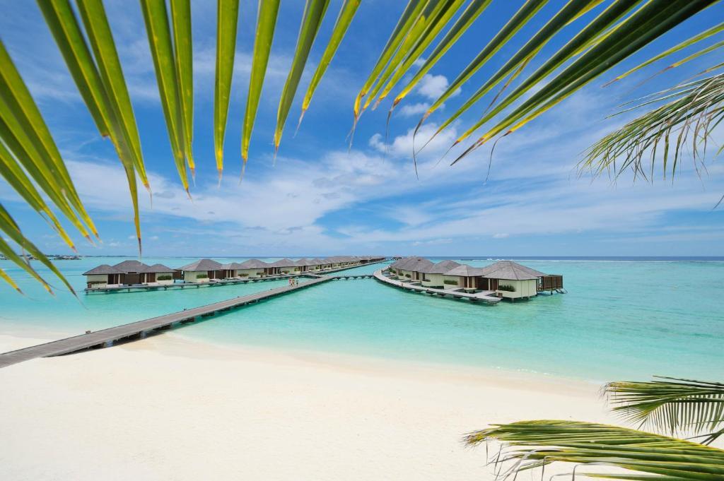 Resort Paradise Island Maldives Maldivas Mal