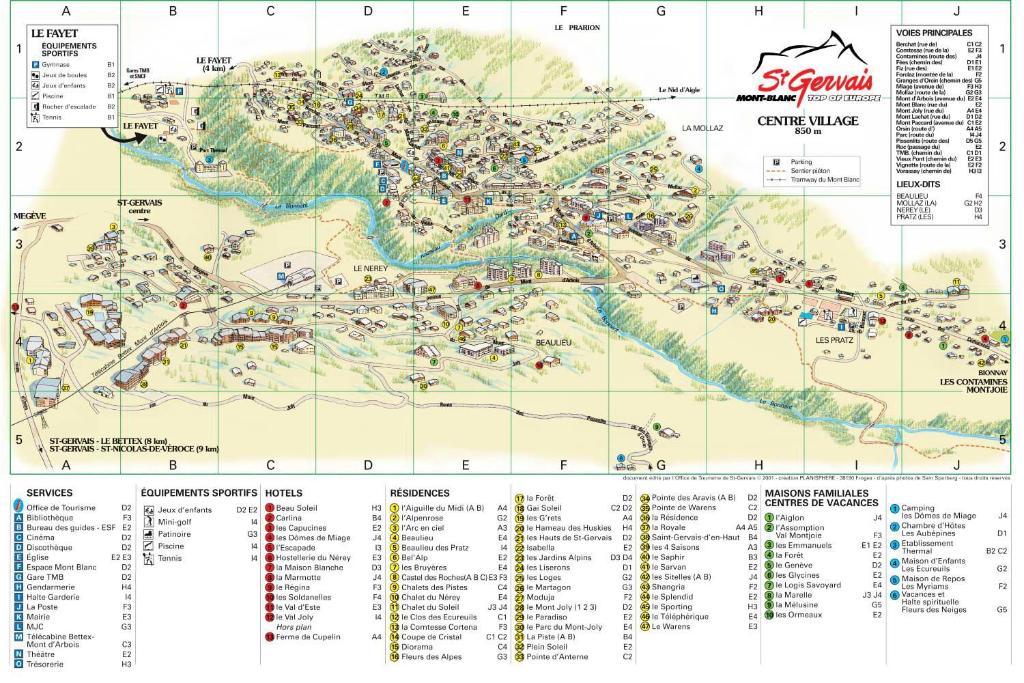 Appartement 2 Pieces 6 Pers Vue Sur Le Massif Du Mont Blanc 80915