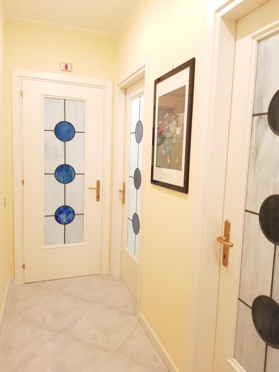 Ванная комната в Bed&Breakfast Moon