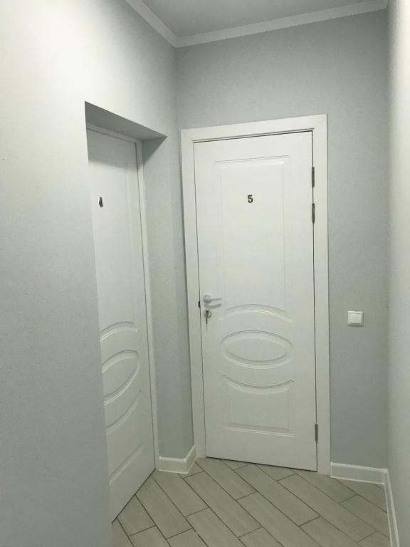 Ванная комната в Hotel Sauna Karina