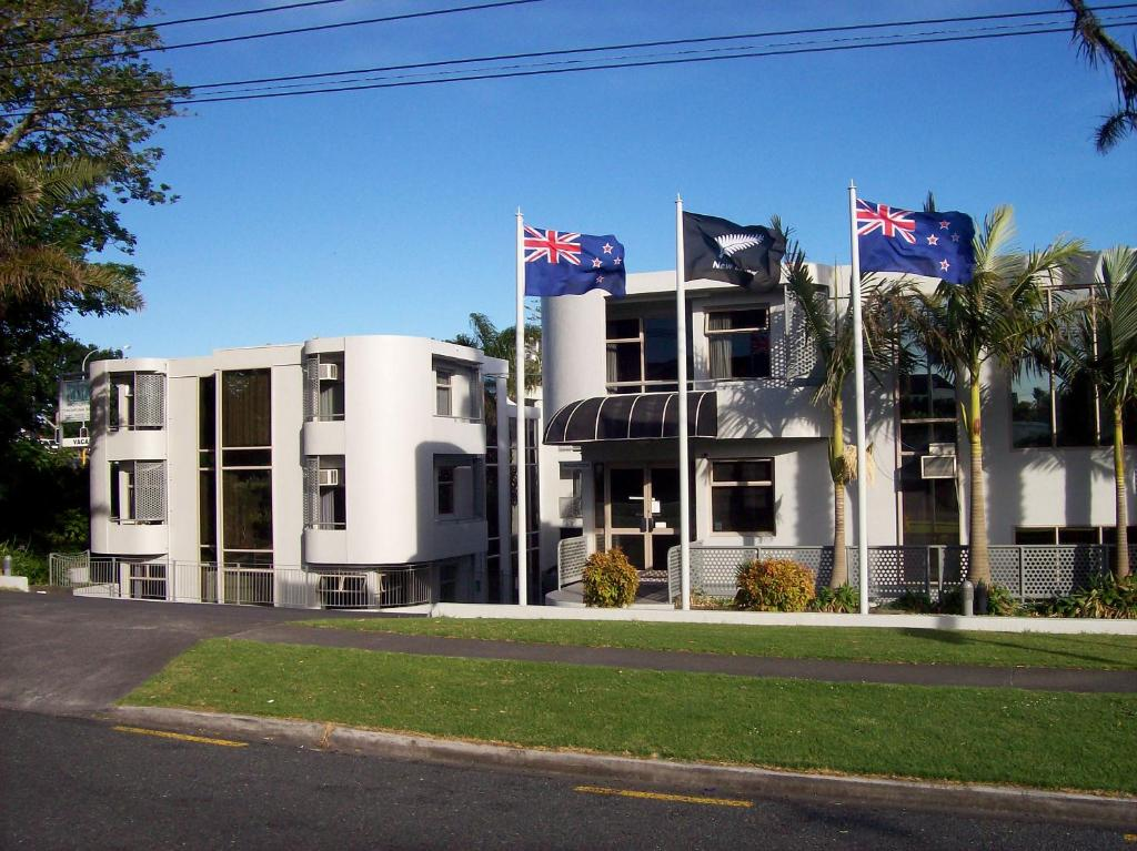 Motor Inn Takapuna Beach Auckland New Zealand