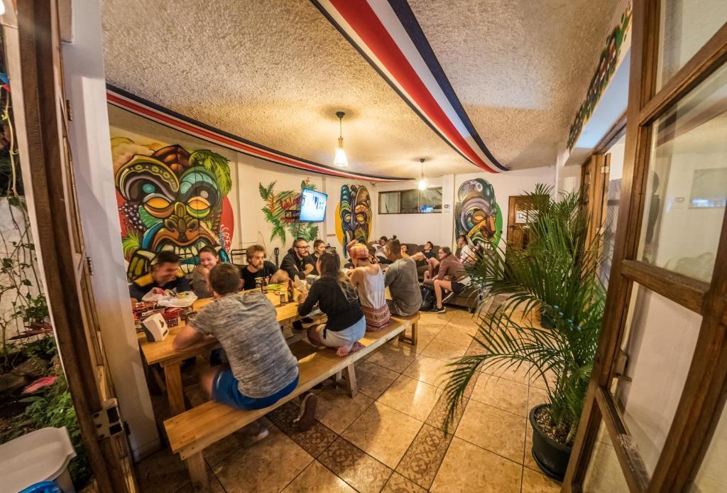Hostel Tripon Open House Costa Rica San José Bookingcom