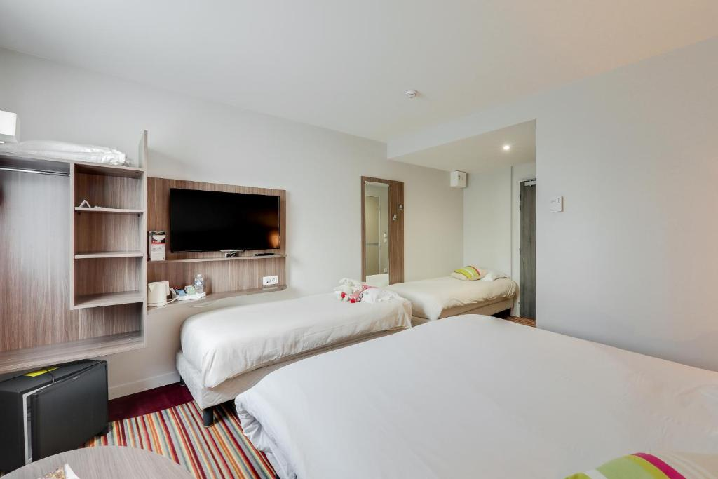 Touvotel Brit Hotel Dieppe