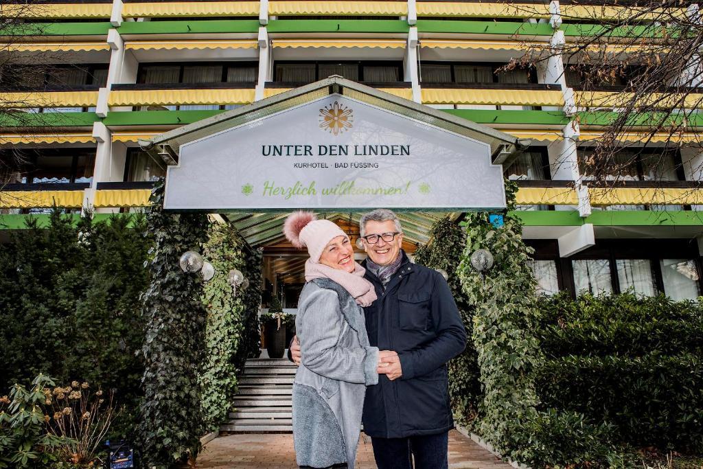 Kurhotel Unter Den Linden Deutschland Bad Fussing Booking Com