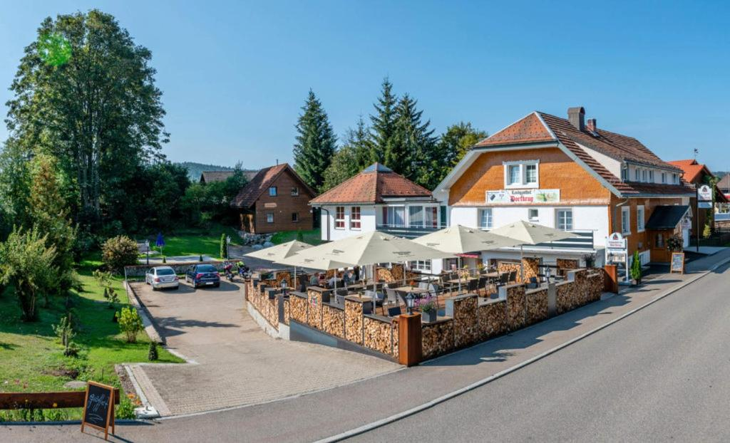 Hotel Landgasthof Zum Dorfkrug Hausern Germany Booking Com
