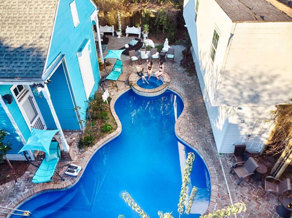 Villa 7 Bedroom Sleeps 14 Next To Bour New Orleans La
