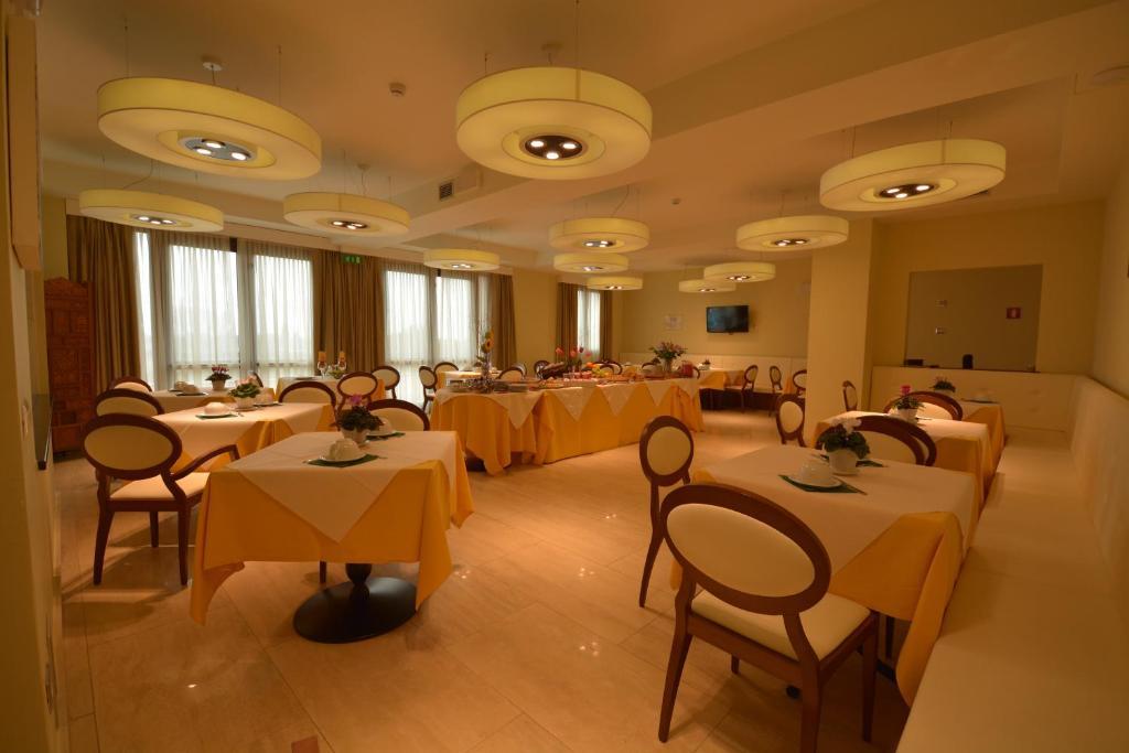 Ristorante o altro punto ristoro di Hotel Il Gentiluomo