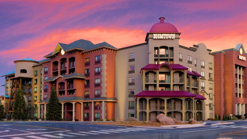 Hotel Best Western Plus Boomtown Reno Nv Booking Com
