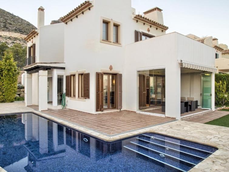 Carrefour Benidorm Villa Sleeps 8 Pool Air Con Wifi Cala De