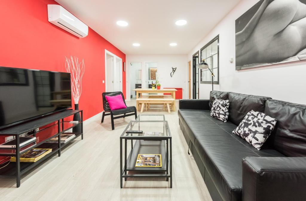 公寓Ever House Alcala Aire (西班牙馬德里) - Booking.com