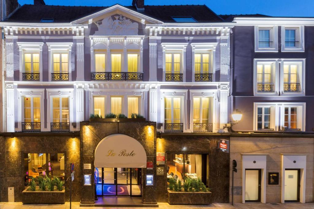 Inter hotel troyes royal hôtel troyes u tarifs