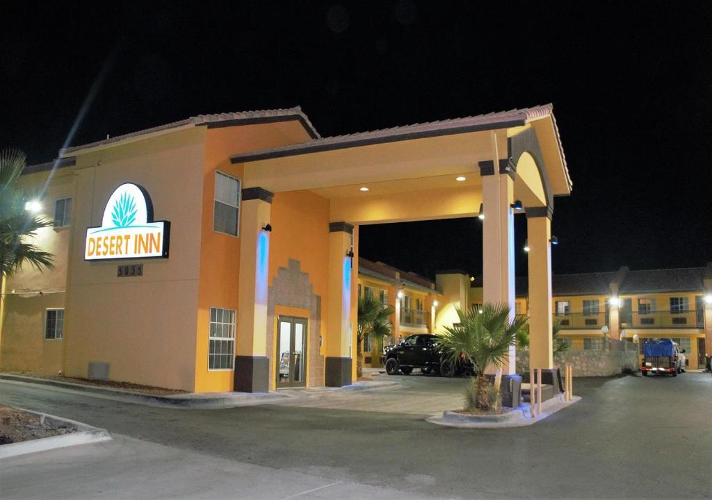 Desert Inn El Paso Tx Booking Com