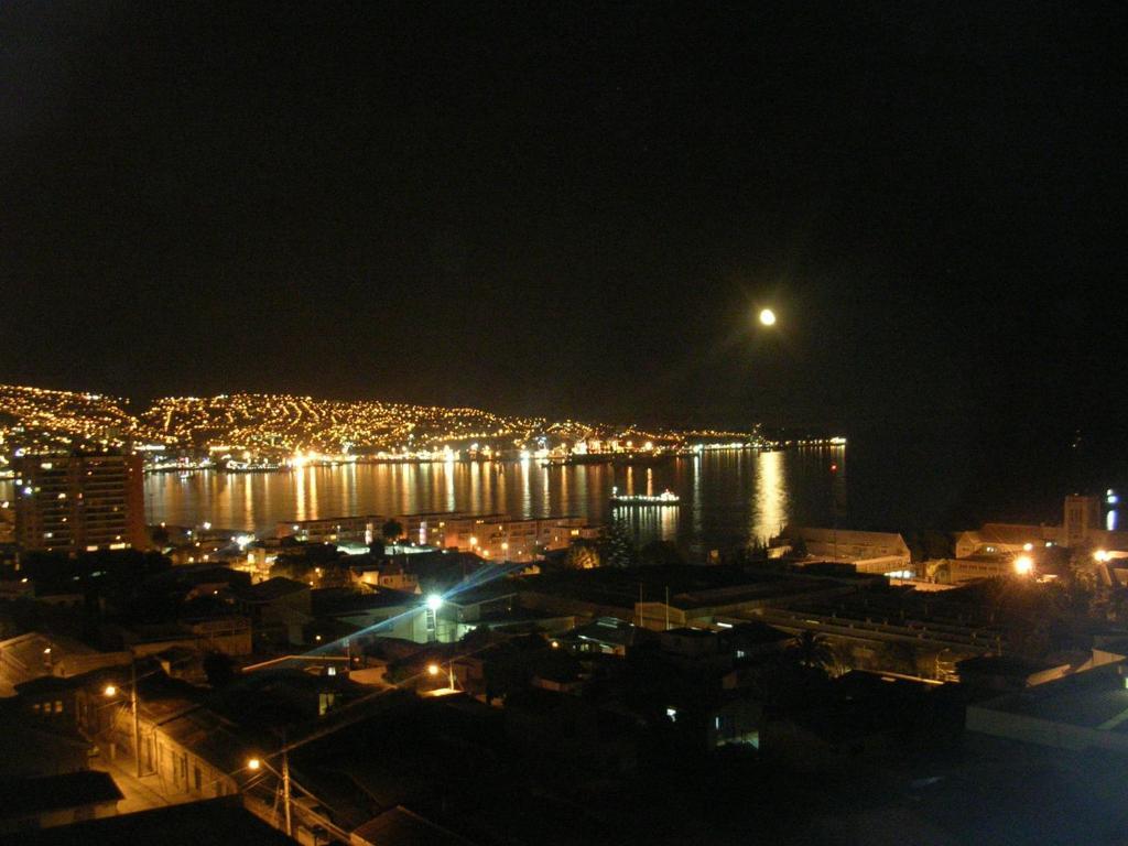 Apartment Ano Nuevo 2019 Fuegos Artificiales Valparaiso Valparaiso