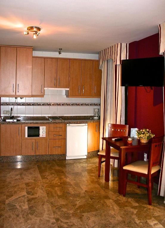 Apartamentos la Fuente foto