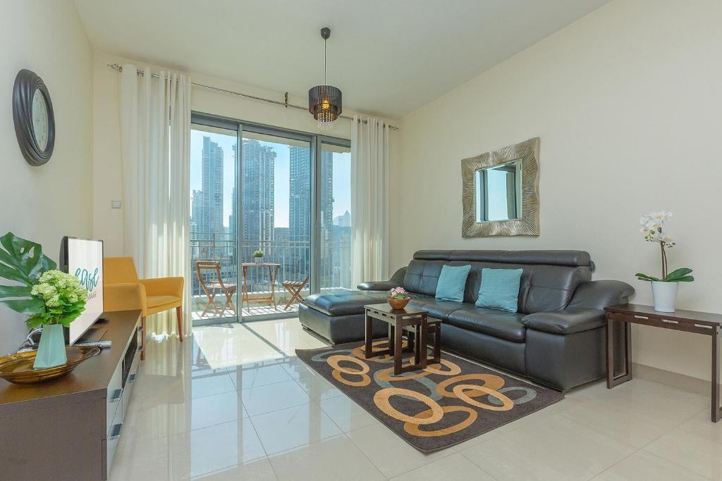 symphony ease by emaar soulful one bedroom apartment dubai uae rh booking com