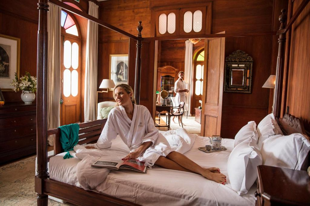 Heritage Badkamers Nederland : Hotel heritage le telfair golf wellness mauritius bel ombre