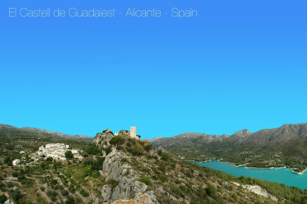boutique hotels in guadalest  28