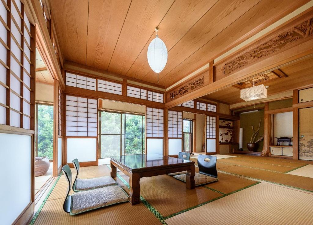 vacation home traditional japanese house give you one traditional jp rh booking com construction of traditional japanese house interior of traditional japanese house