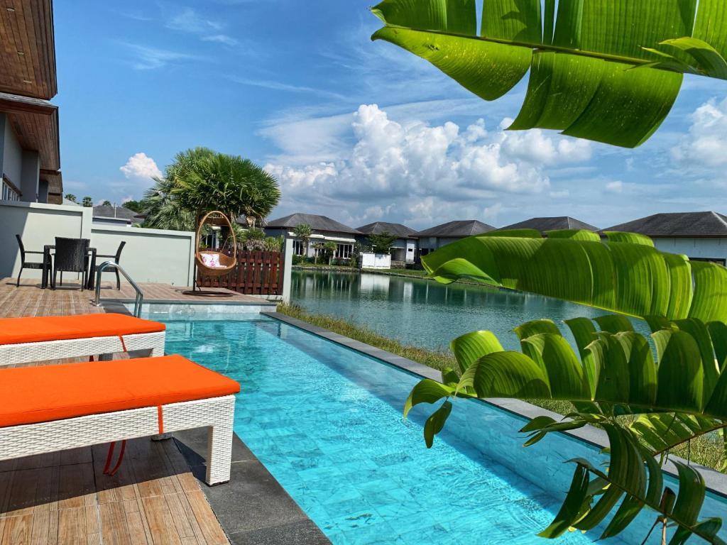 Villa Bang Tao 3 Bedroom  U0410nanda Lake View  Bang Tao Beach