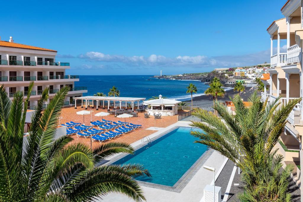 Hotels In El Paso La Palma Island
