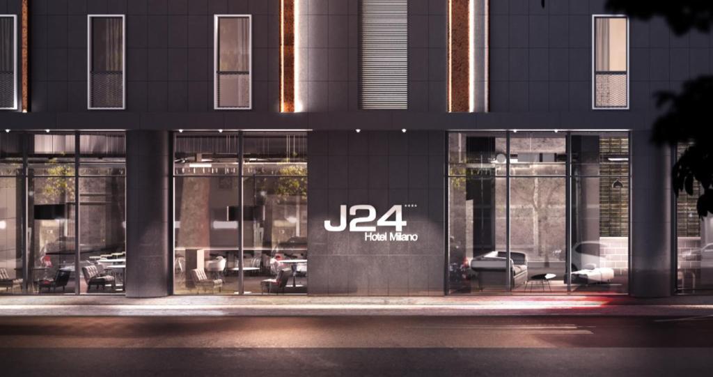 J24 Hotel Milano Italien Mailand Booking Com
