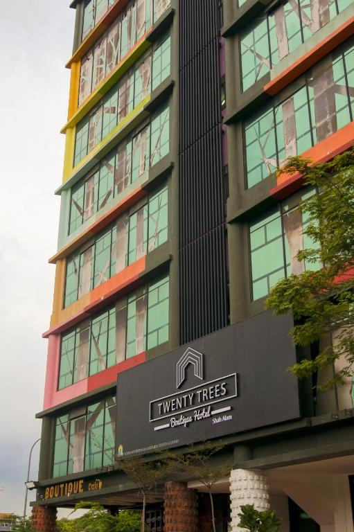 Twenty Trees Boutique Hotel, Shah Alam