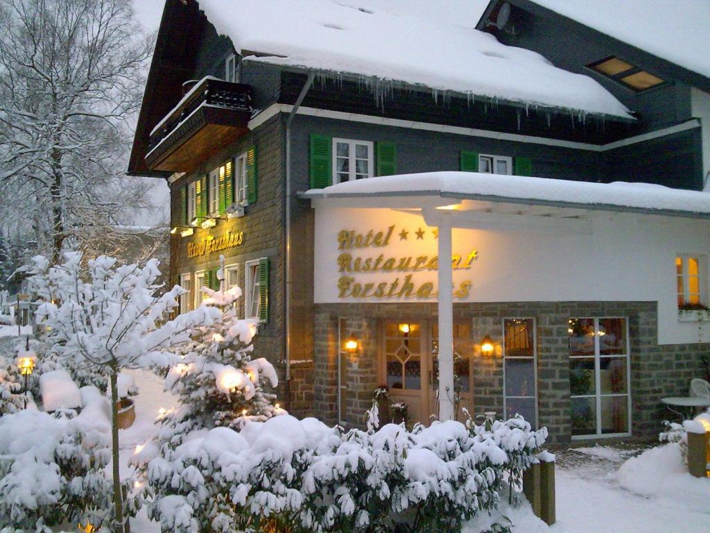 ホテル フォルストハウス(Hotel Forsthaus)