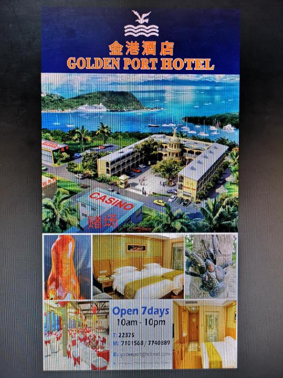 Golden Port Restaurant & Hotel