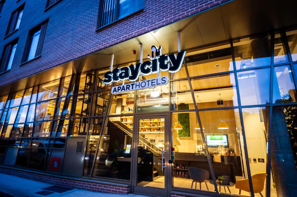 Staycity Aparthotels Chancery Lane Dublin