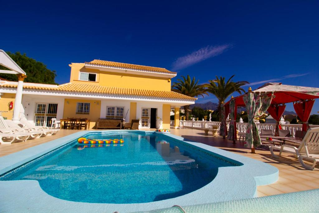 Villa Mary (Spanje Callao Salvaje) - Booking.com