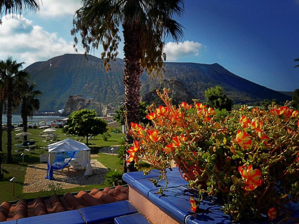 Hotel eros vulcano