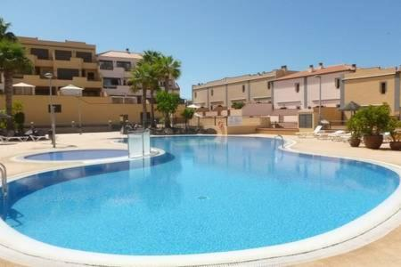 The swimming pool at or near Adeje Callao Salvaje Duplex Sur Tenerife